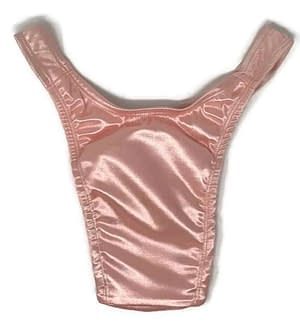 Ultimate Hiding Gaff Pink Satin - Front