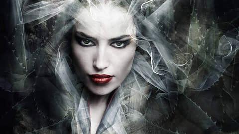 Crossdressing avatar for profile photos