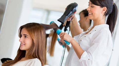 Transgender hair stylist