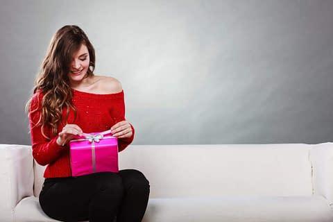 A crossdresser christmas gift