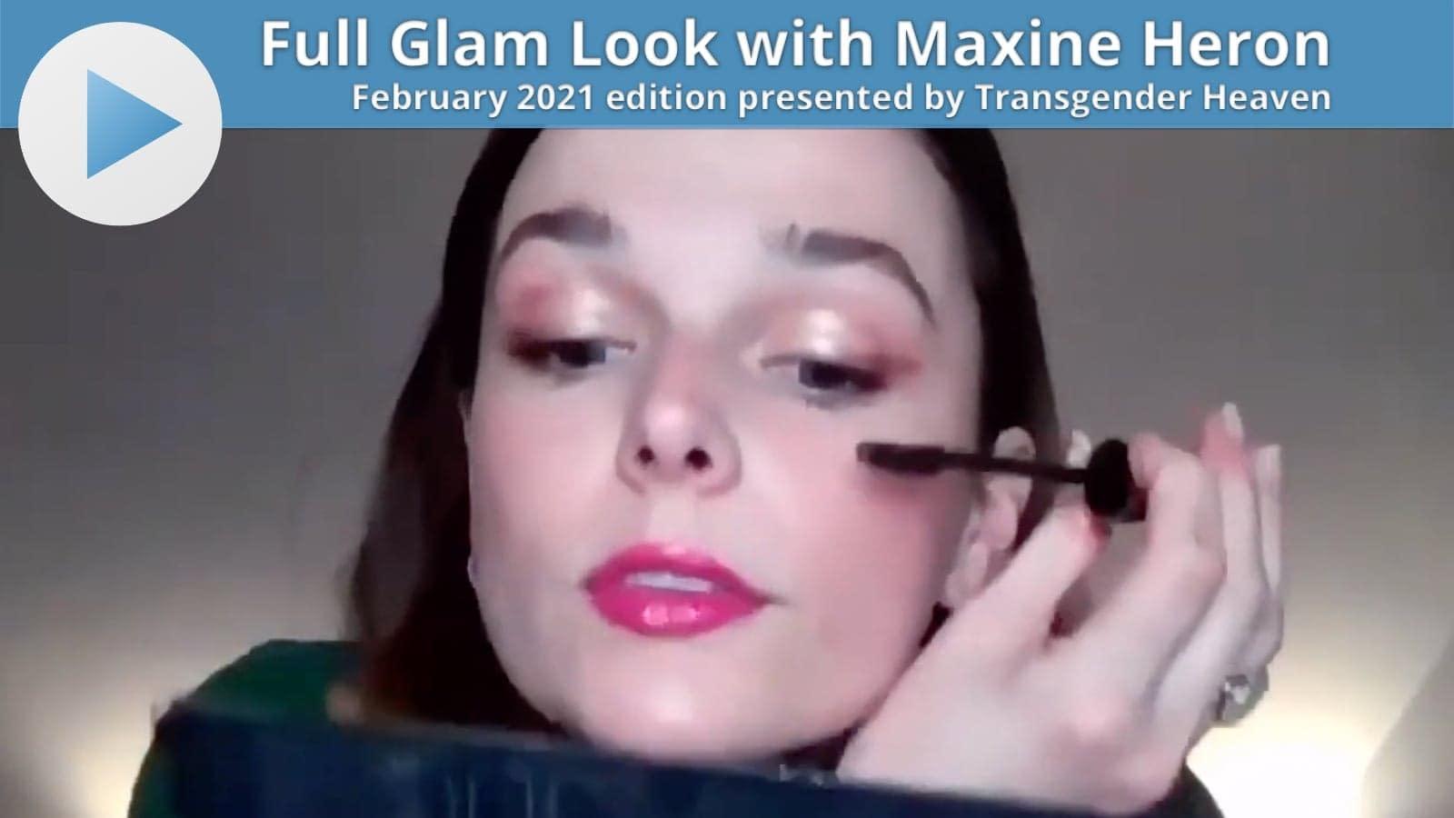 Full Glam Look