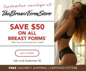 The Breast Form Store - September